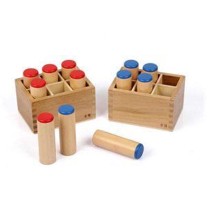 Boîte des Sons Montessori
