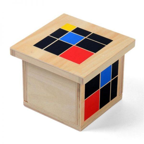 Cube du Binôme et Trinôme Algébrique