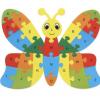 Puzzle d'Animaux avec l'Alphabet