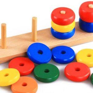 Kit de 8 Puzzles en Géométrie et Fractions