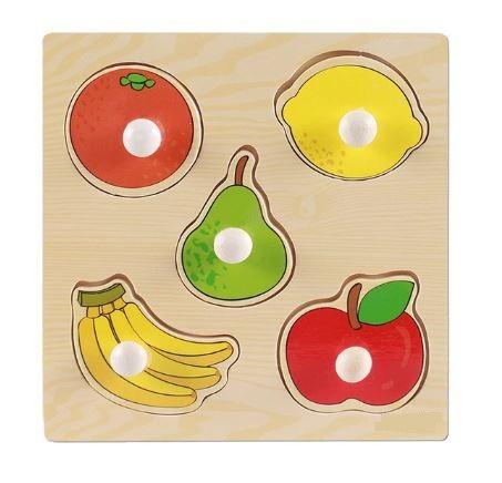 puzzle des fruits