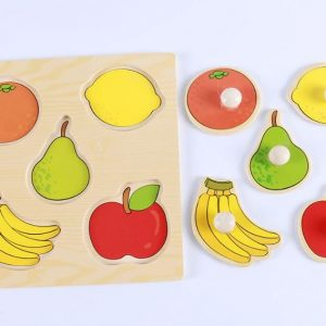 Puzzle des Fruits