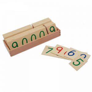 Boîte des Symboles de 1 à 9000 (Grande taille)