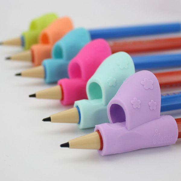3 Pièces de Porte-Crayons et Stylos