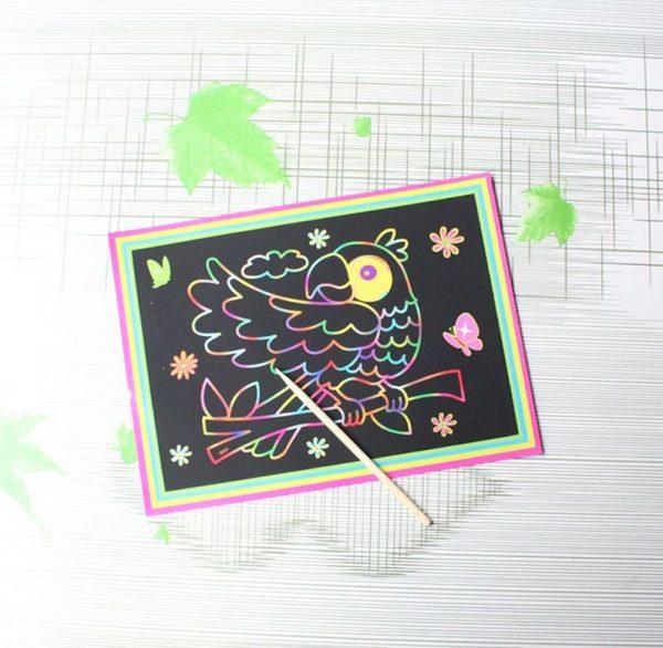 papier à dessin et à coloriage