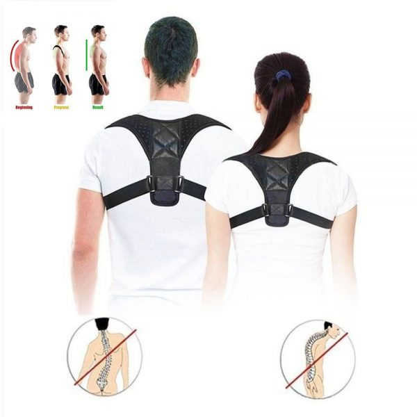 Correcteur de Posture Adaptable