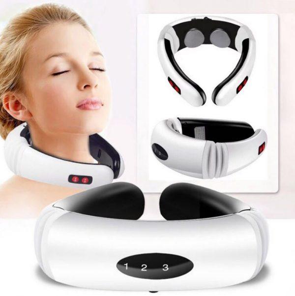 anneau de massage pour le cou et le dos