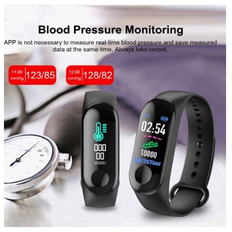 montre bracelet fitness