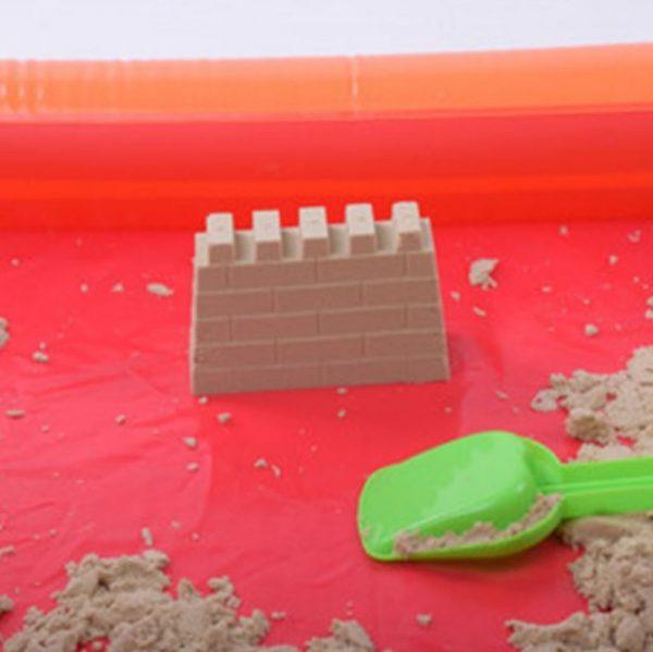 plateau de sable gonflable