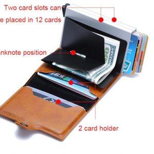 Z Wallet : Porte-Cartes/Portefeuille Chic