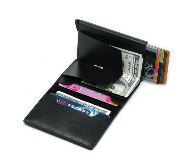 Z Wallet, portefeuille
