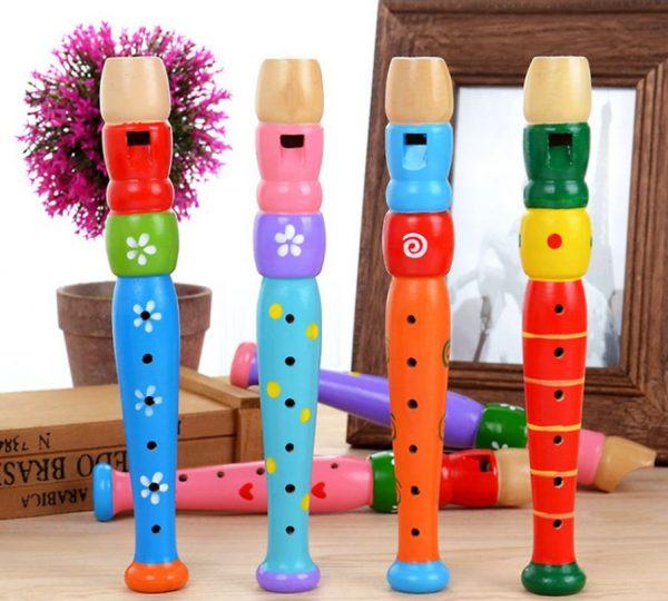 Flûte Multicolore