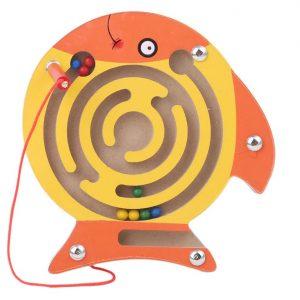 Puzzle Labyrinthe Magnétique
