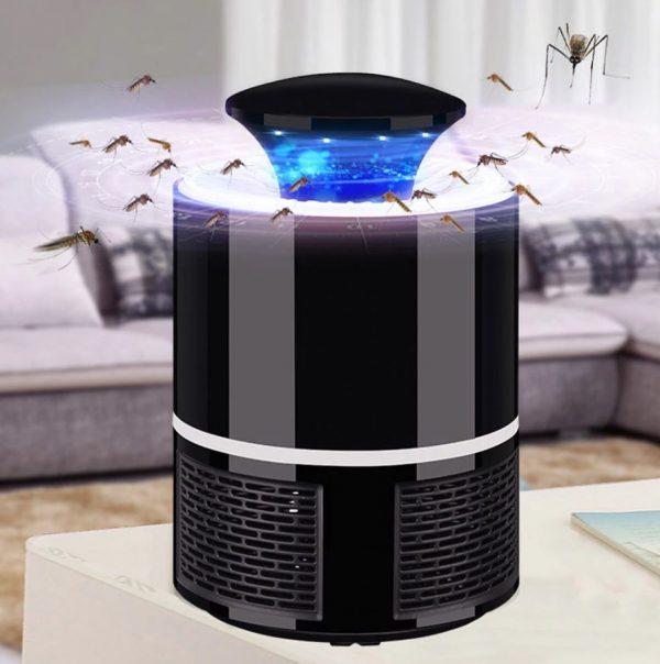 Lampe LED Tueur de Moustiques