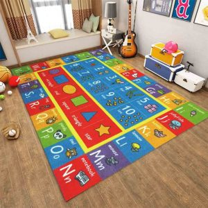 tapis de jeux pour enfants
