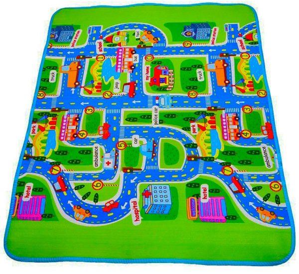 tapis de jeux