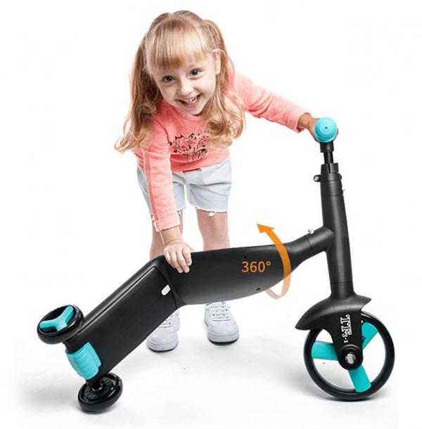 Scooter multifonctions pour enfants