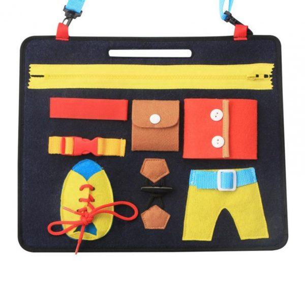 jouets vie pratique montessori