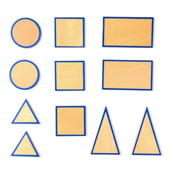 Set des Solides Géométriques