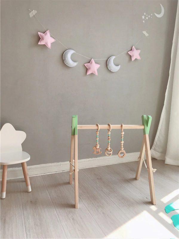 portique d'éveil pour bébé