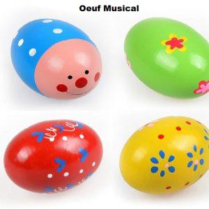 œuf musical