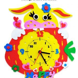 horloge à monter soi-même