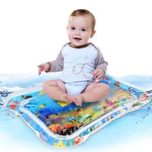 Tapis d'Eau Gonflable pour Bébé