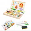 jeu-puzzle éducatif montessori enfant