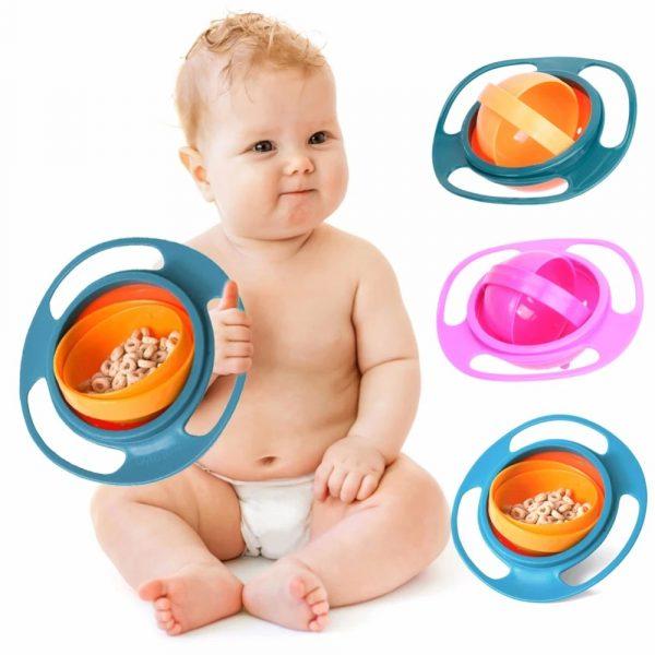Bol Anti-Renversement pour Bébé