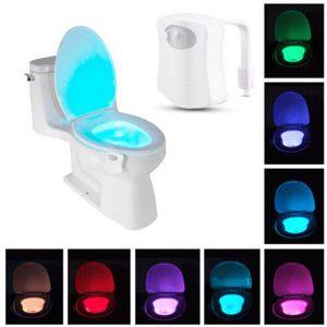 Lampe Rétro-Éclairage Cuvette WC