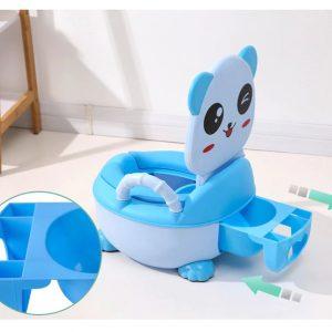 Pot d'apprentissage - Toilette Bébé avec Poignées