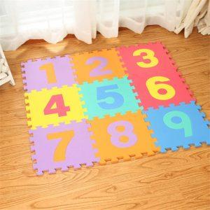 tapis de jeu en mousse EVa pour bebe-17