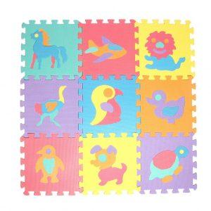 tapis de jeu en mousse EVa pour bebe
