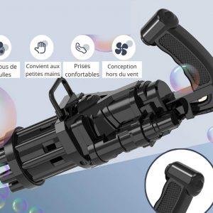 Pistolet à Bulles automatique pour Enfants